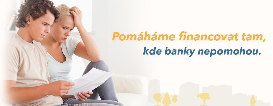 Banka Vám nepůjčí? Máme pro Vás řešení